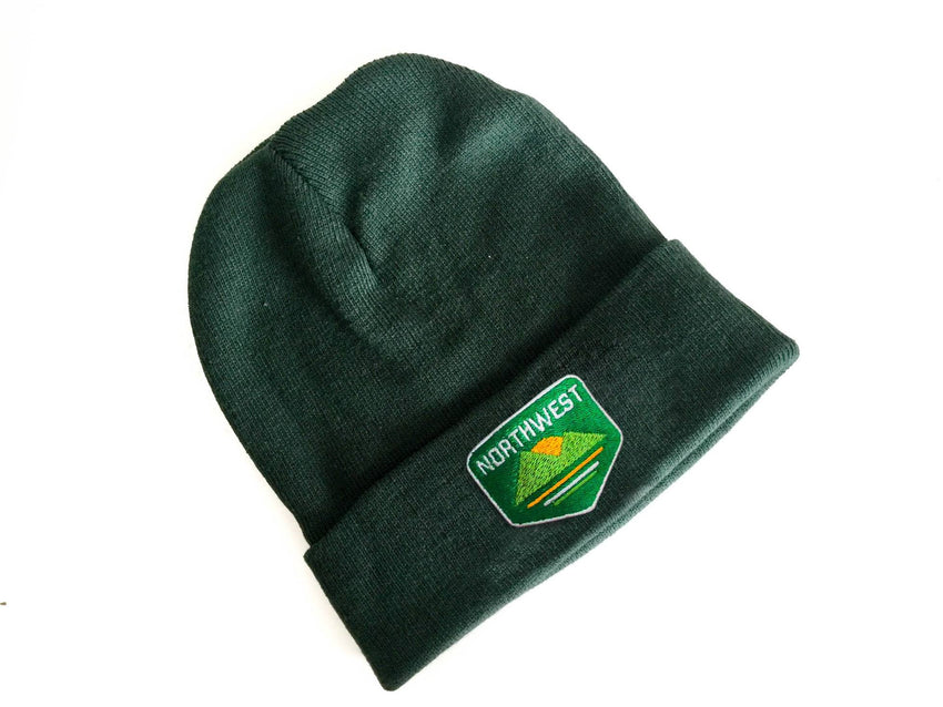 Northwest Knit Beanie -Apparel in the Great Pacific Northwest