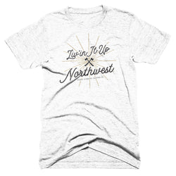 Liv'in It Up Northwest Unisex Tee