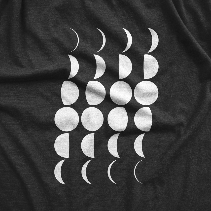 Moon Cycle -Apparel in the Great Pacific Northwest