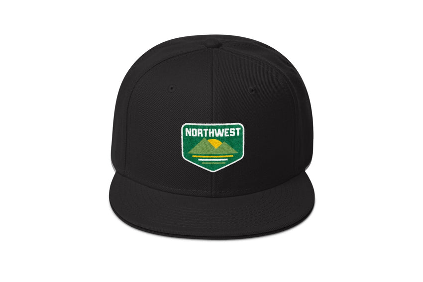 Northwest Pro Snapback -Apparel in the Great Pacific Northwest