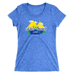 Outdoor-thusiast Womens Tee -Apparel in the Great Pacific Northwest