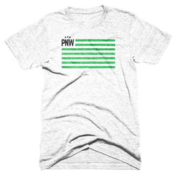 PNW Patriotism Unisex Tee -Apparel in the Great Pacific Northwest