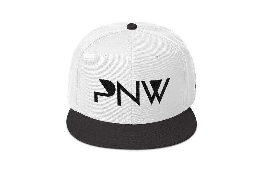 PNW Pro Snapback -Apparel in the Great Pacific Northwest
