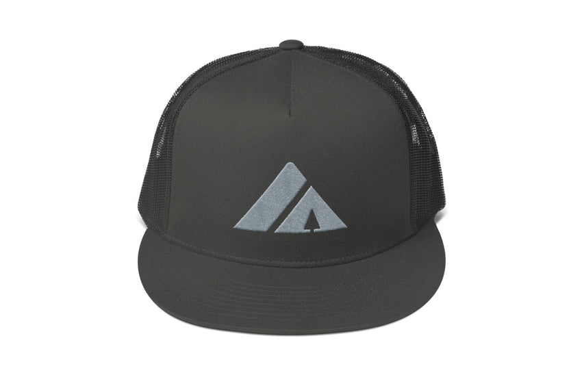 Pacific Outbound Mesh Snapback -Apparel in the Great Pacific Northwest