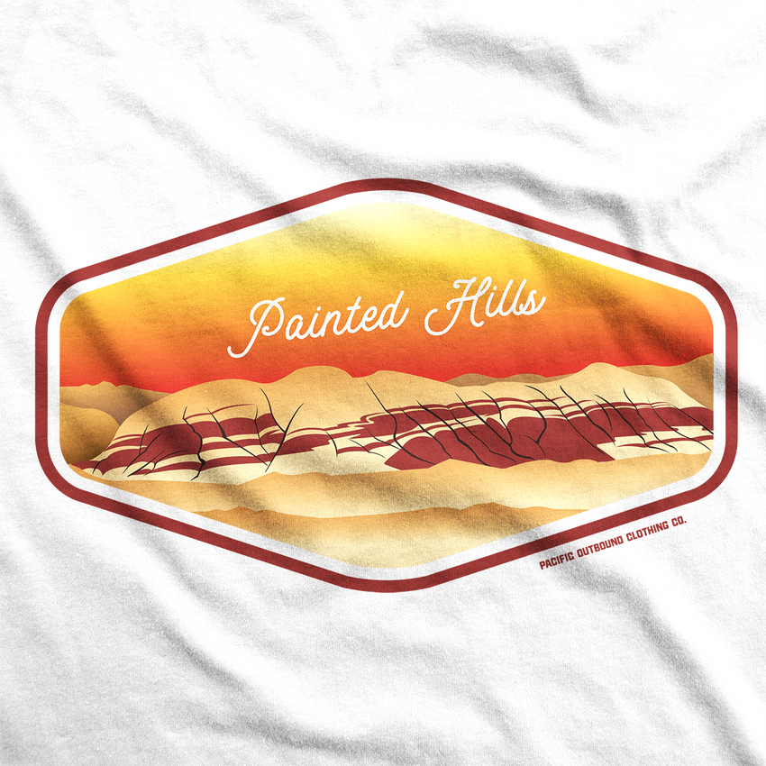 The Painted Hills Unisex Tee
