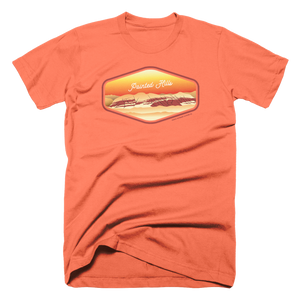 The Painted Hills Unisex Tee -Apparel in the Great Pacific Northwest