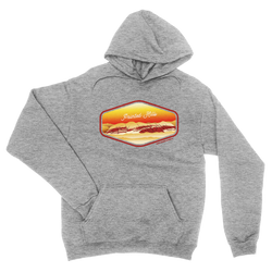 Painted Hills Hoodie -Apparel in the Great Pacific Northwest