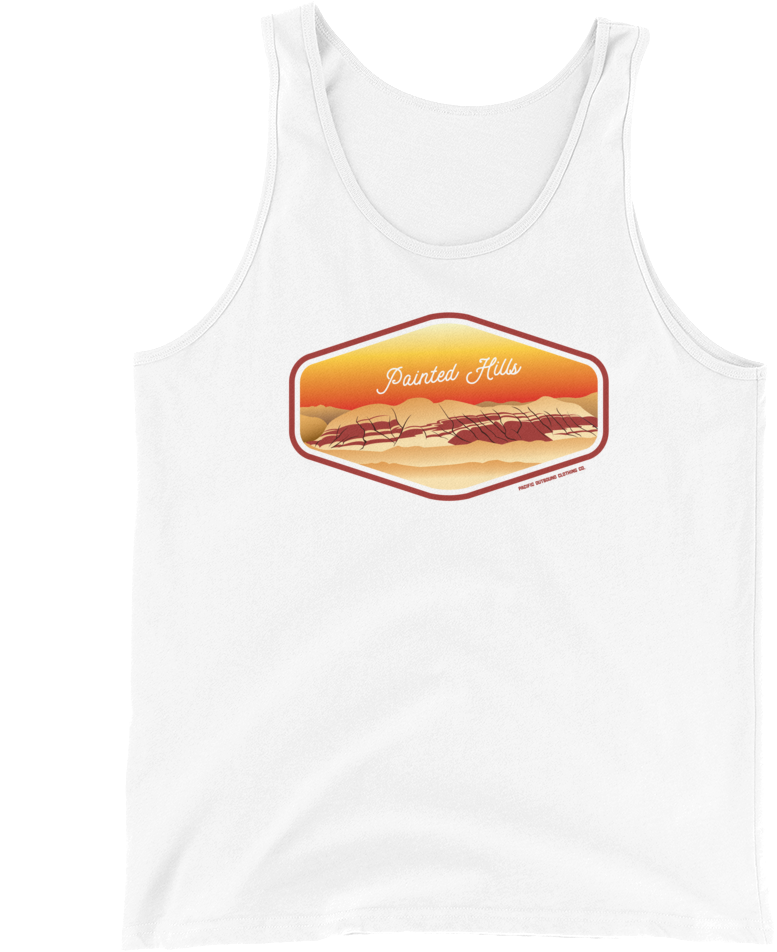 Painted Hills Tank -Apparel in the Great Pacific Northwest