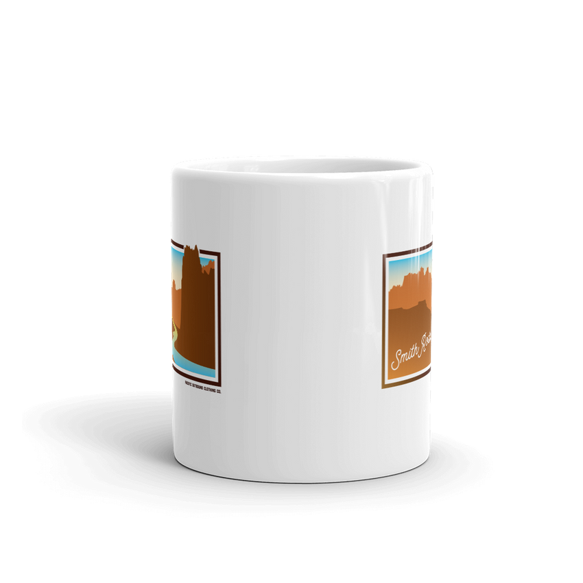 Smith Rock Coffee Mug -Apparel in the Great Pacific Northwest
