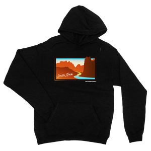 Smith Rock Hoodie -Apparel in the Great Pacific Northwest