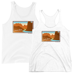 Smith Rock Tank -Apparel in the Great Pacific Northwest