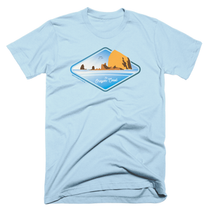 The Oregon Coast Unisex Tee -Apparel in the Great Pacific Northwest