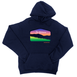 The Wallowas Hoodie -Apparel in the Great Pacific Northwest
