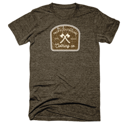 The Woodsman Unisex Tee -Apparel in the Great Pacific Northwest