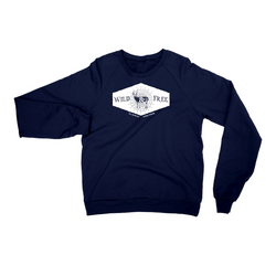 Wild & Free Sweater -Apparel in the Great Pacific Northwest