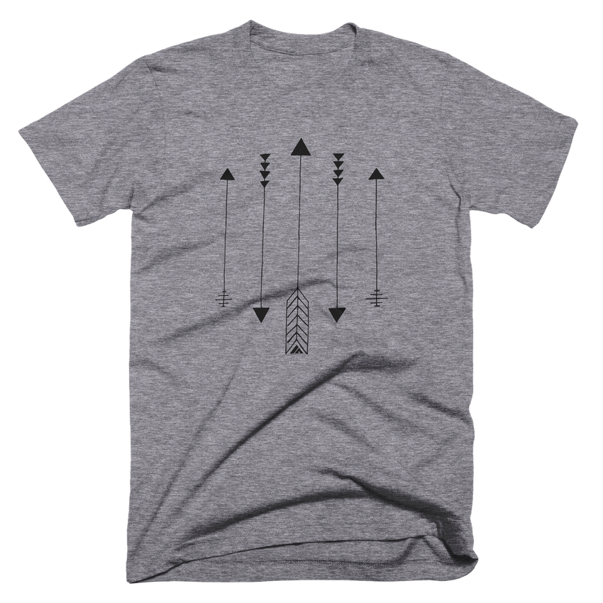 Arrows -Apparel in the Great Pacific Northwest