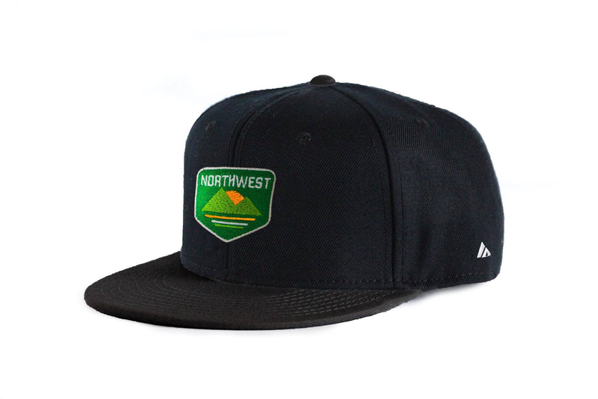 Northwest Snapback -Apparel in the Great Pacific Northwest