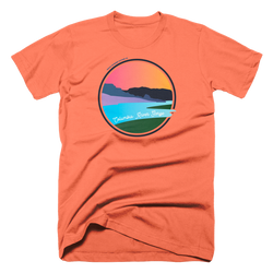 Columbia River Gorge Unisex Tee -Apparel in the Great Pacific Northwest