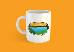 Crater Lake Coffee Mug -Apparel in the Great Pacific Northwest