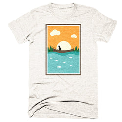 Fish On, Man -Apparel in the Great Pacific Northwest