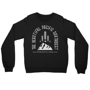 Forever My Home Sweater -Apparel in the Great Pacific Northwest
