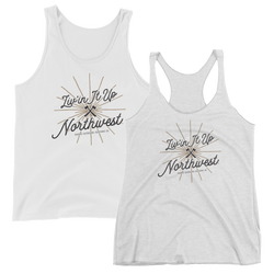 Liv'in It Up Northwest Tank