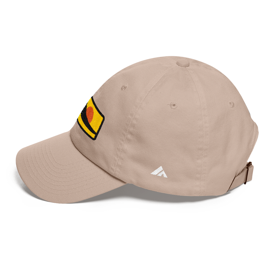 Mt. Hood Dad Cap