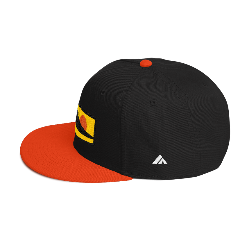 Mt. Hood Pro Snapback -Apparel in the Great Pacific Northwest