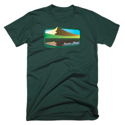 Mount Hood Unisex Tee -Apparel in the Great Pacific Northwest