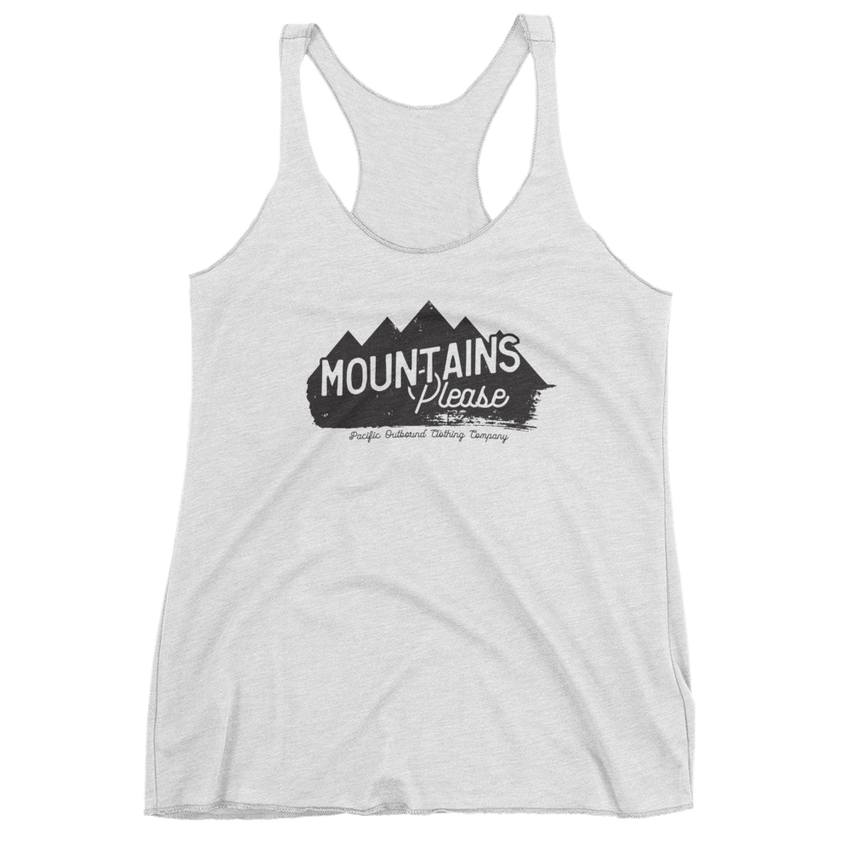 Mountains Please Tank