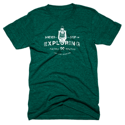 Never Stop Exploring -Apparel in the Great Pacific Northwest