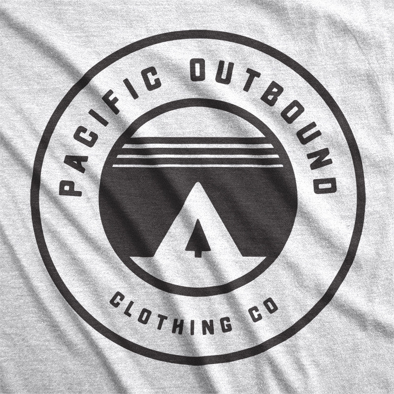 The Pacific Outbound Logo -Apparel in the Great Pacific Northwest