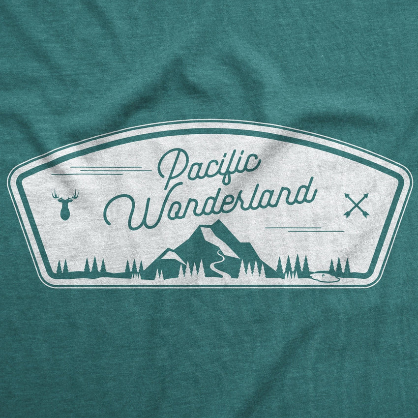 Pacific Wonderland -Apparel in the Great Pacific Northwest