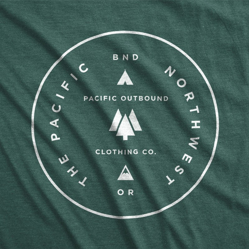 The Pacific Northwest Stamp -Apparel in the Great Pacific Northwest