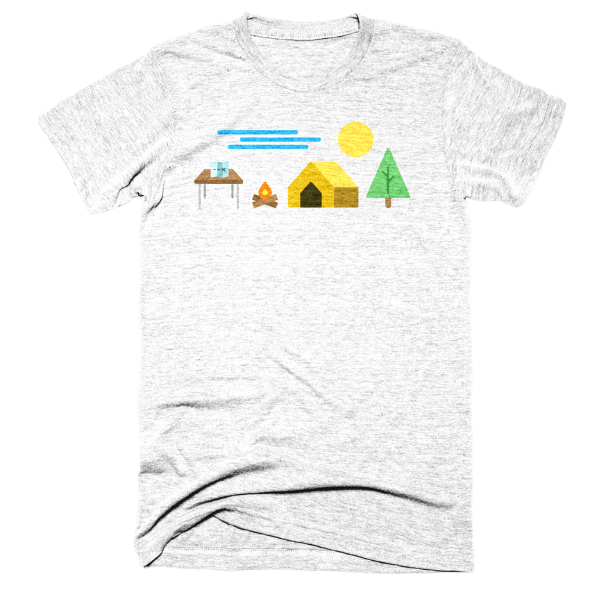 Sweet Serenity Unisex Tee -Apparel in the Great Pacific Northwest