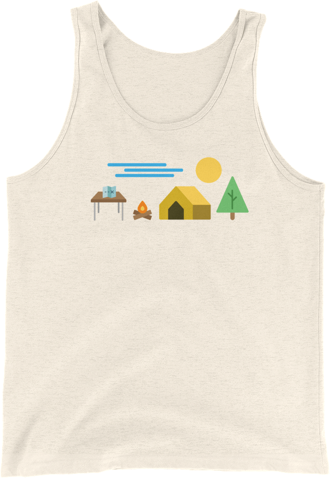 Sweet Serenity Tank -Apparel in the Great Pacific Northwest