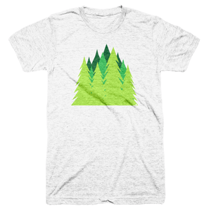 Treeline Tee -Apparel in the Great Pacific Northwest