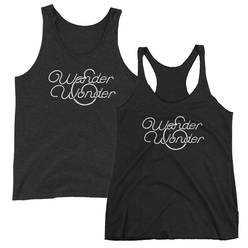 Wander & Wonder Tank -Apparel in the Great Pacific Northwest