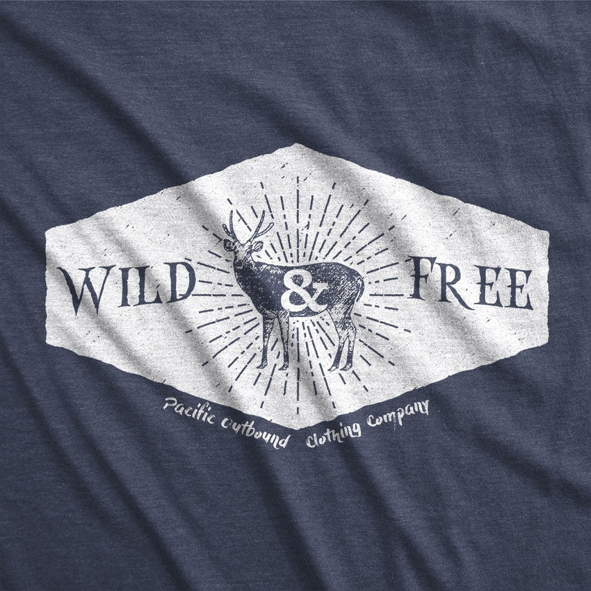 Wild & Free -Apparel in the Great Pacific Northwest