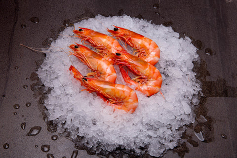 Mooloolaba King Prawns Cooked Large ($42.90/kg)