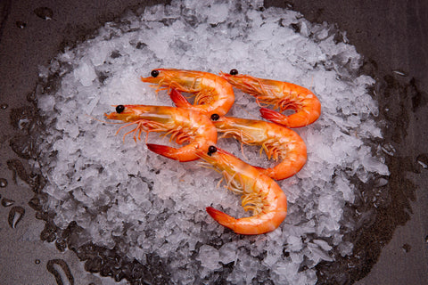 King Prawns Cooked ($44.90/kg)