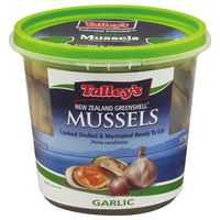 Talleys Marinated Mussels GARLIC