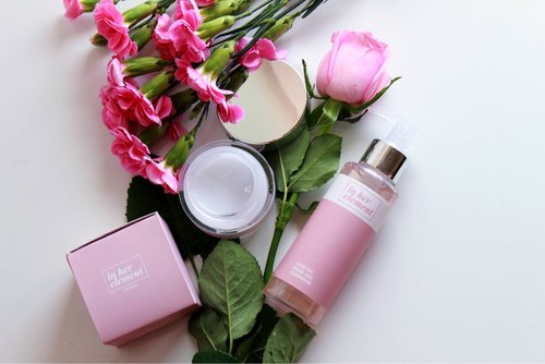 In Her Element Fragrance Free Skincare