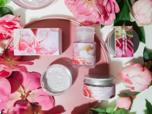 In Her Element Petal Skin Collection