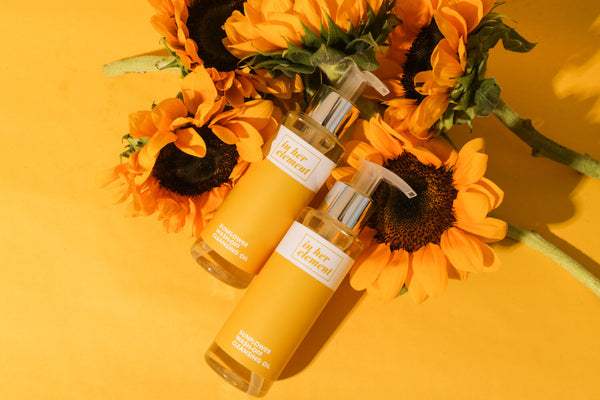 Add In Her Element Sunflower Wash-Off Cleansing Oil to Routine