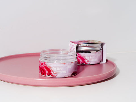 In Her Element Petal Skin Collection, Petal Skin Rose Clay Mask