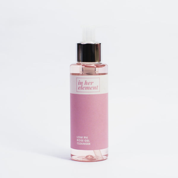 Low pH Rose Gel Cleanser - In Her Element