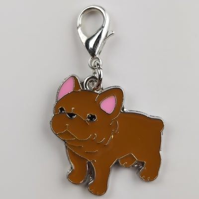 Brown Dog Charm