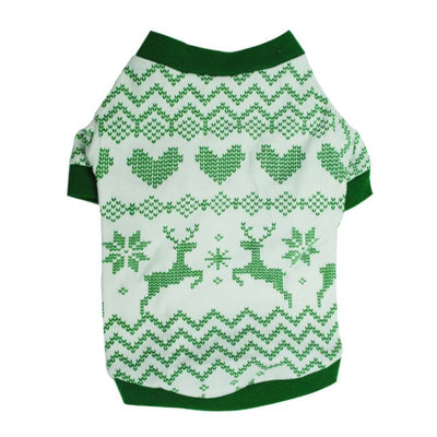 Green Ugly Christmas Tee Shirt