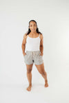 24/7 Shorts In Heather Gray (Online Exclusive)